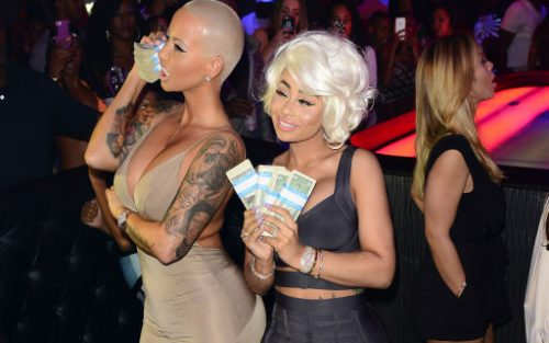 Amber Rose Buys Out Popular Los Angeles Strip Club