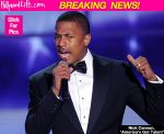 Nick Cannon Blasts NBC, Quits Position At 'America's Got Talent'