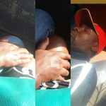 Woman Cries Out After Man Who Pretended To Be Asleep Stylishly Caresses Her Open Thighs Inside Bus