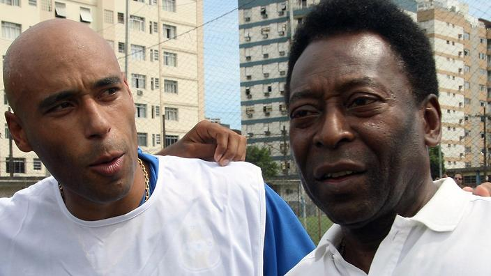Son Of Brazilian Legend, Pele Sentenced To 12 Years In Jail On Drug Charges