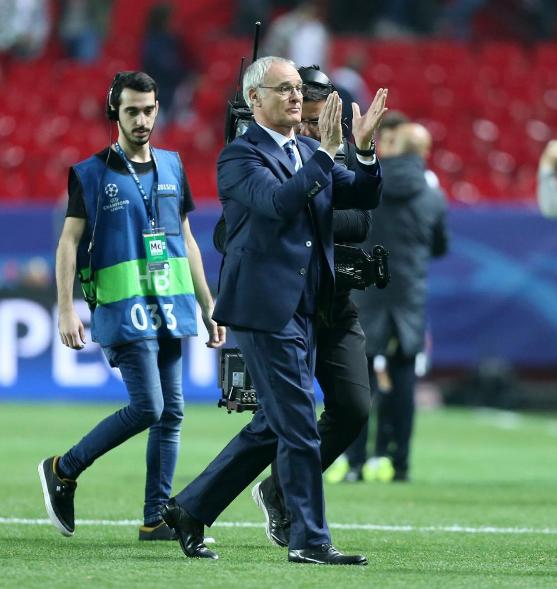 Leicester City Fires Head Coach, Claudio Ranieri