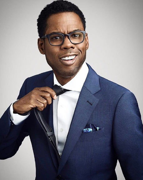 Yaaay! Basketmouth Hints He's Bringing Top American Comedian, Chris Rock To Lagos
