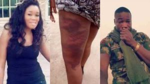 Nigerian Army Sentences Soldier Who Beat Up Nollywood Actress To Jail With Hard Labor