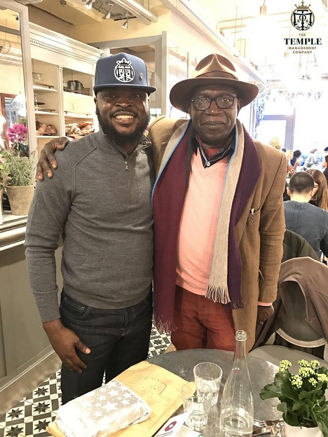 Two-time Grammy Award Winner, Lekan Babalola Returns Home To Nigeria