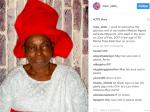 Popular Gospel Musician, Tope Alabi Loses Mum