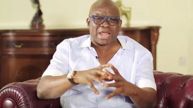 Gov. Fayose Reacts To Lagos Police Vowing To Stop 2Face's Planned Nationwide Protest