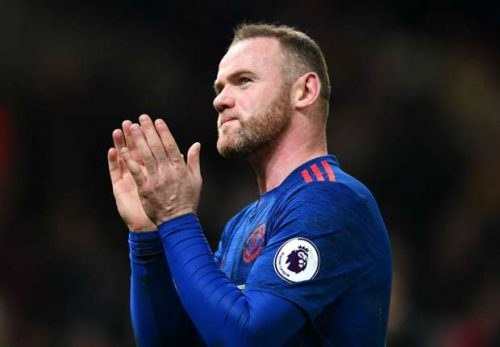 Rooney Confirms He Is Staying At Manchester United Despite Strong China Interest