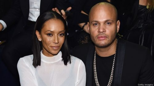 Mel B Files For Divorce From Husband, Belafonte After 10 Years of marriage
