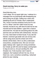 Read Conversation Between Woman and Her Husband's Mistress