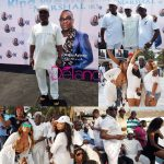 Photos: Fuji Maestro KWAM1 Celebrates 60th Birthday With All White Party