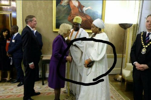 Photos: Is The Wife Of Ooni Of Ife Pregnant?