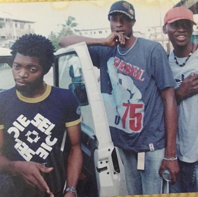 Faze Shares Epic Throwback With Basketmouth