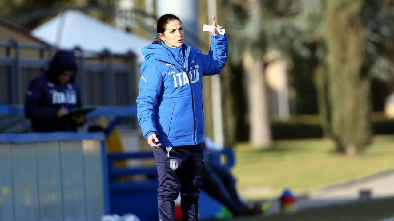 Patrizia Panico Becomes The First Woman Ever To Coach A Male Italian National Team