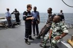 Heroic Nigerian Navy Officers Rescue 8 Russian & Ukrainian Sailors From Kidnappers