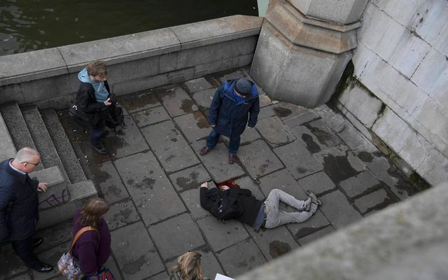 Breaking: Two Dead, Many Injured In Terrorist Attack On British Parliament