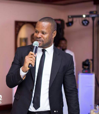 Frank Edoho Reveals Who Is Behind The Big Brother's Voice