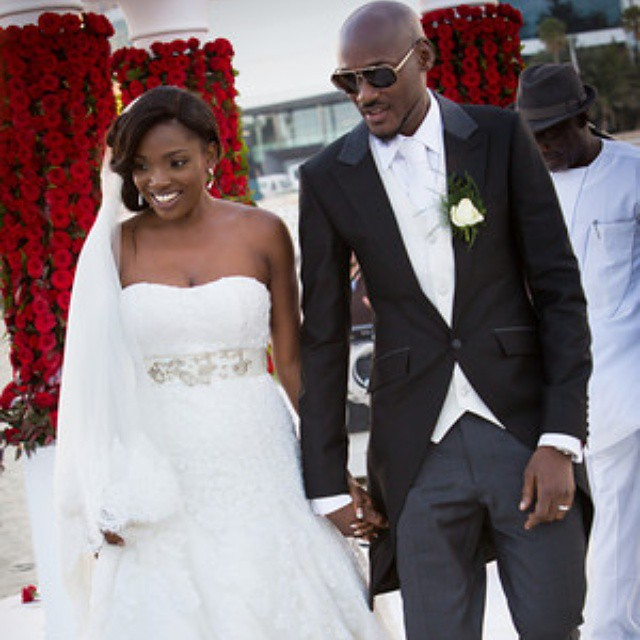 """""""Thank You For Accepting Me The Way I am"""" – Read Tuface's Eulogy Of Annie On 4th Wedding Anniversary"""