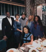 Pictures From Temi Otedola's Exclusive 21st Birthday Celebration With Close Family