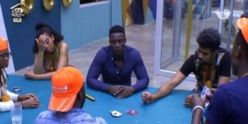 #BBNaija: Efe, TTT &2 Other Housemates Who Are Up For Possible Eviction This Week