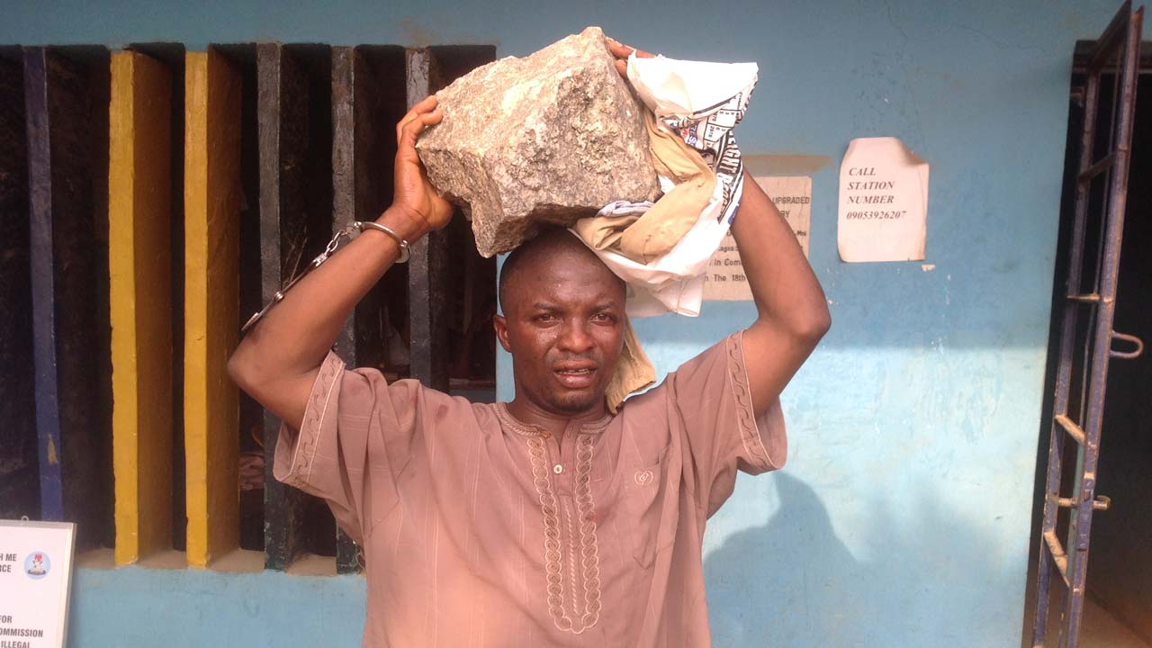 Islamic Cleric Allegedly Bought 3 Year Old Boy For N500 For Ritual