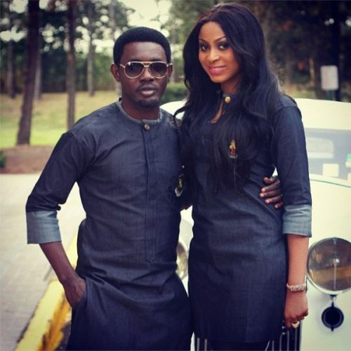 #BBNaija:  AY Makun Defends Wife Following Fans Criticisms Of Her Being Insecure Over Tboss' Obvious Hots For Him