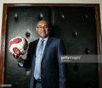 Senate President, Saraki Congratulates New CAF President, Ahmad Ahmad