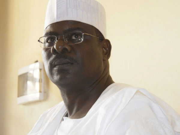 Senate Puts Senator Ali Ndume On 6 Months Suspension Over Melaye & Saraki's Scandals