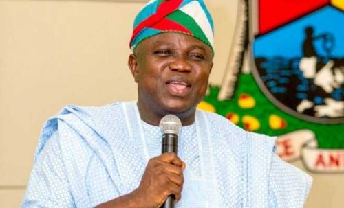 Ambode Condemns FG, Fashola Over State Of Airport Road