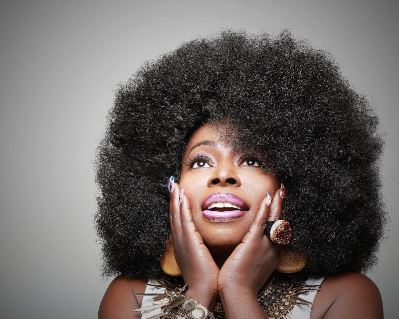 American Singer, Angie Stone Reveals Deep Desire To Marry a Nigerian In New Interview