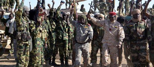 Top Boko Haram Commander Surrenders To Nigerian Army