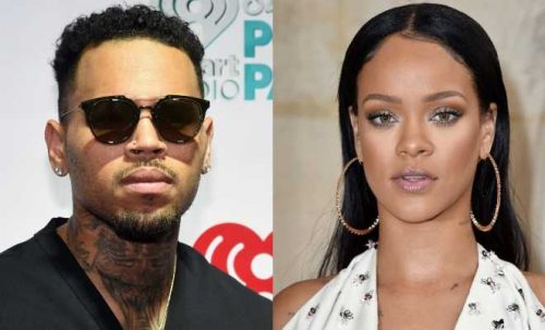 Chris Brown Fuels Rumor Of Possible Reunion With Rihanna