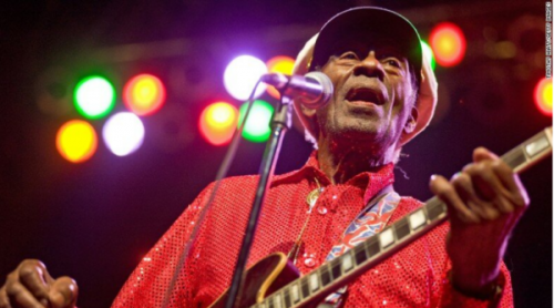 Rock 'n' Roll Pioneer Chuck Berry Dies Aged 90 Years