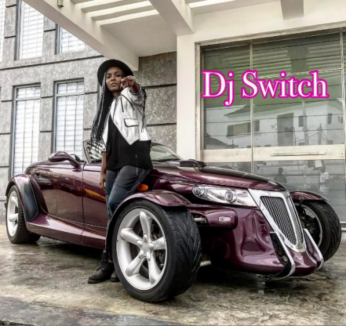 Peter Okoye Signs 2013 Glo XFactor Winner, DJ Switch To Record Label