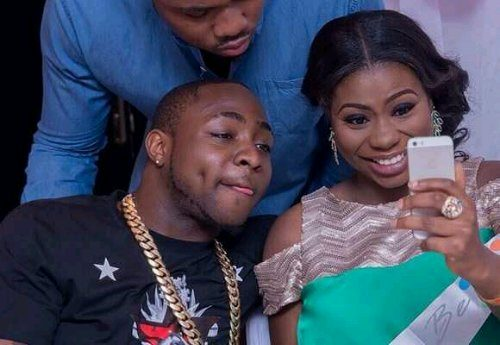 'I Love my Baby Mama!'- Davido Rekindles Relationship With Sophie Momodu