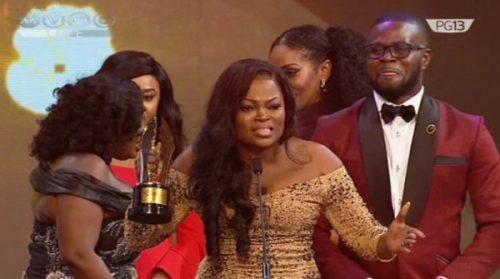 #AMVCA2017: Funke Akindele, Rita Dominic, '76', 'Oloibiri'& More Sweep Awards | See Complete List Of Winners