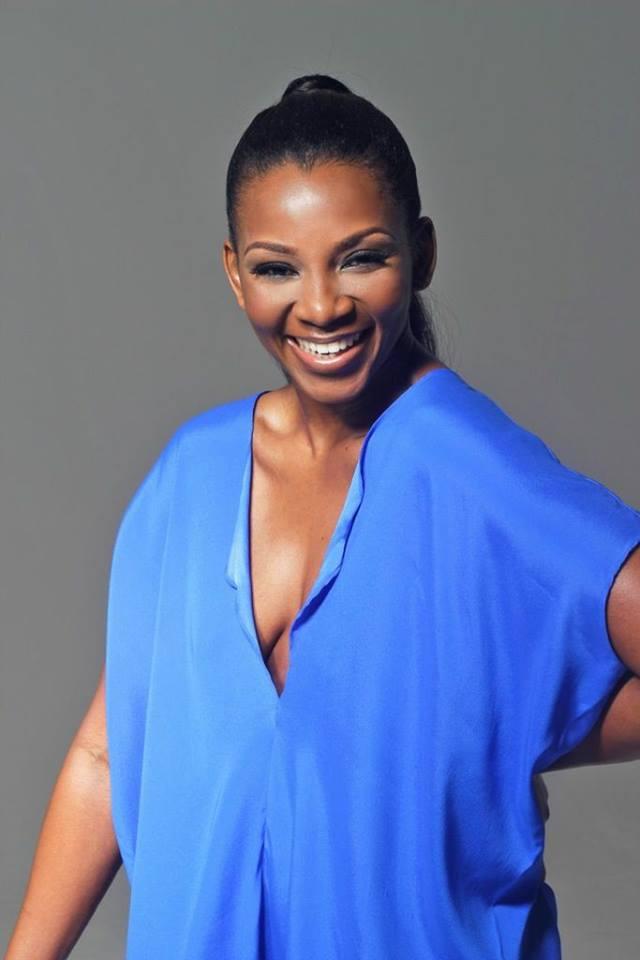 Fans' Favorite Actress, Genevieve Nnaji Secretly Got Married?