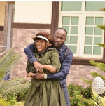 Photos: Apostle Suleiman Gushes Over Wife In Romantic PDA