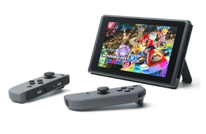 Game Freaks Everywhere!!!! Check out Nintendo's Amazing New Console – The Nintendo Switch