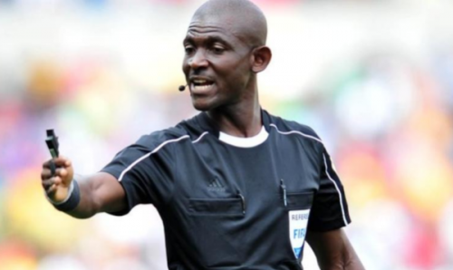 FIFA Bans Ghanaian Referee, Joseph Lamptey For Life Over 'Match Manipulation'