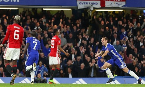 Chelsea Eases Past a Depleted Man Utd Team To Advance Into FA Cup Semifinal