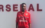"""Kanu Convinced Me To Join Arsenal"" – Kelechi Nwakali"