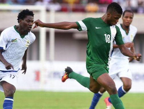 Iheanacho Strikes Little Too Late As Nigeria Draw Senegal