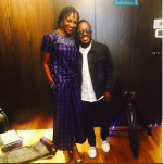 MI Abaga Waxes Lyrical as He Sing Praises Of Actress, Kate Henshaw