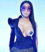 Curvaceous Rap Queen, Nicki Minaj Lands Major Modelling Contract