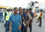 171 Fresh Deportees Arrive Lagos From Libya