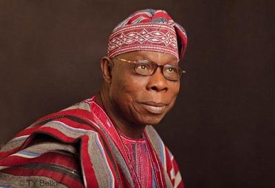 Celeb Photographer, TY Bello Shares Picture Perfect Portraits Of Olusegun Obasanjo