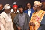 Obasanjo At 80: Osinbajo, Tinubu, Dangote, Kofi Annan , Ellen John-Sirleaf, Governors & More Power Brokers Grace Opening Of Ex President's Hotel