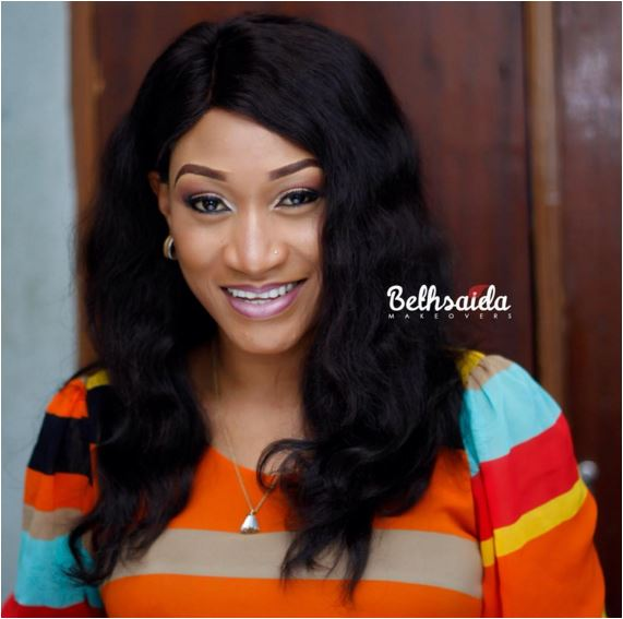 BUSTED! Nigerian Actress, Oge Okoye Disgraced By Americans Over Ridiculously Fake Lifestyle