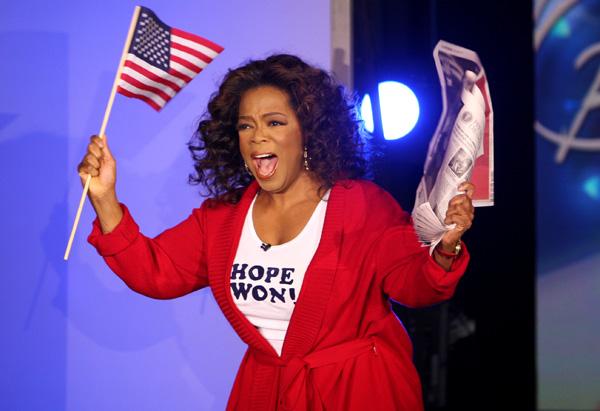 #Oprah2020: Media Queen, Oprah Winfrey Hints At Presidential Run Against Trump