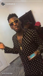 See X-rated Cake a Fan Allegedly Sent Orezi as He Celebrated Birthday Yesterday [Photos 18+]